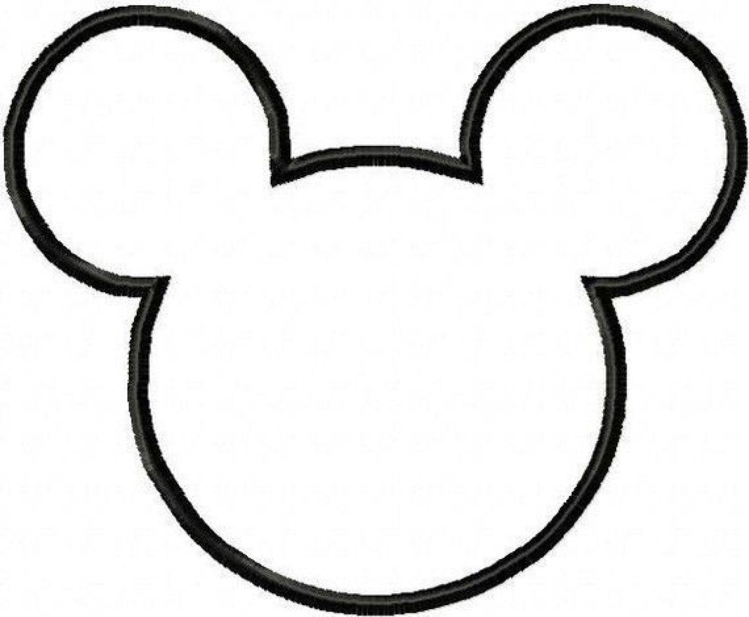 Ideas Diy Para Una Fiesta Tematica De Minnie Mouse Molde De