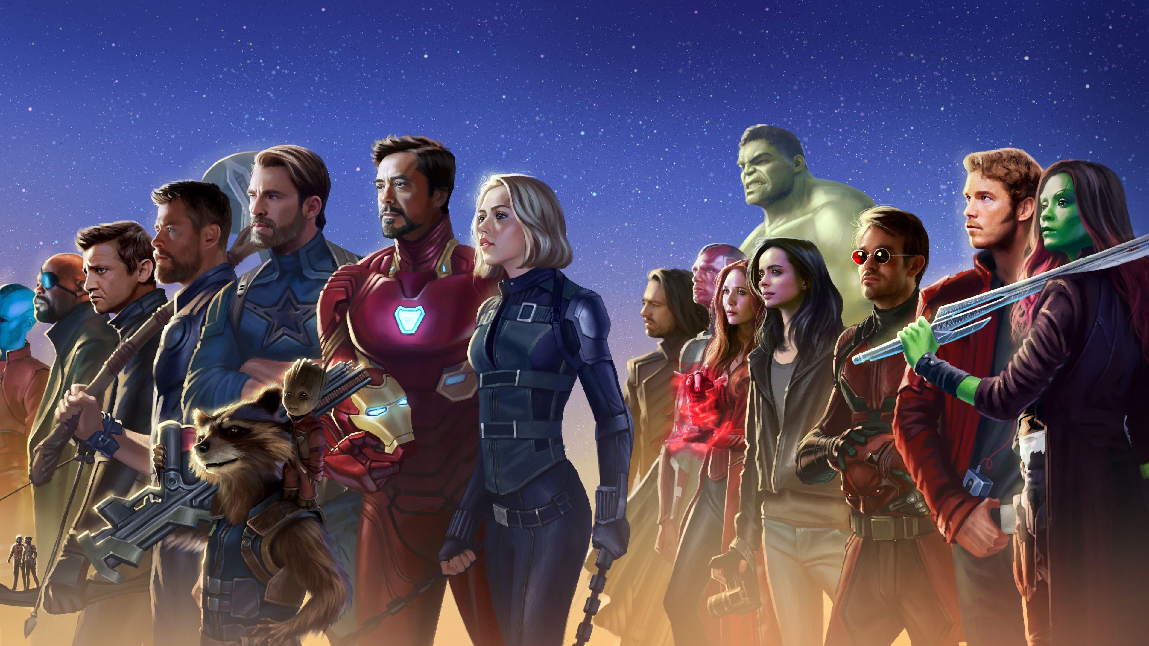 Avengers Infinity War 4k 5k Movies Wallpapers Hd Wallpapers Deviantart Wallpapers Avengers Infinity War Wallpape Marvel Superheroes Marvel Avengers Avengers