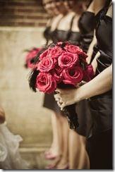 Diario de Uma Quase Noiva...: Inspiração Casamento Vermelho e Preto