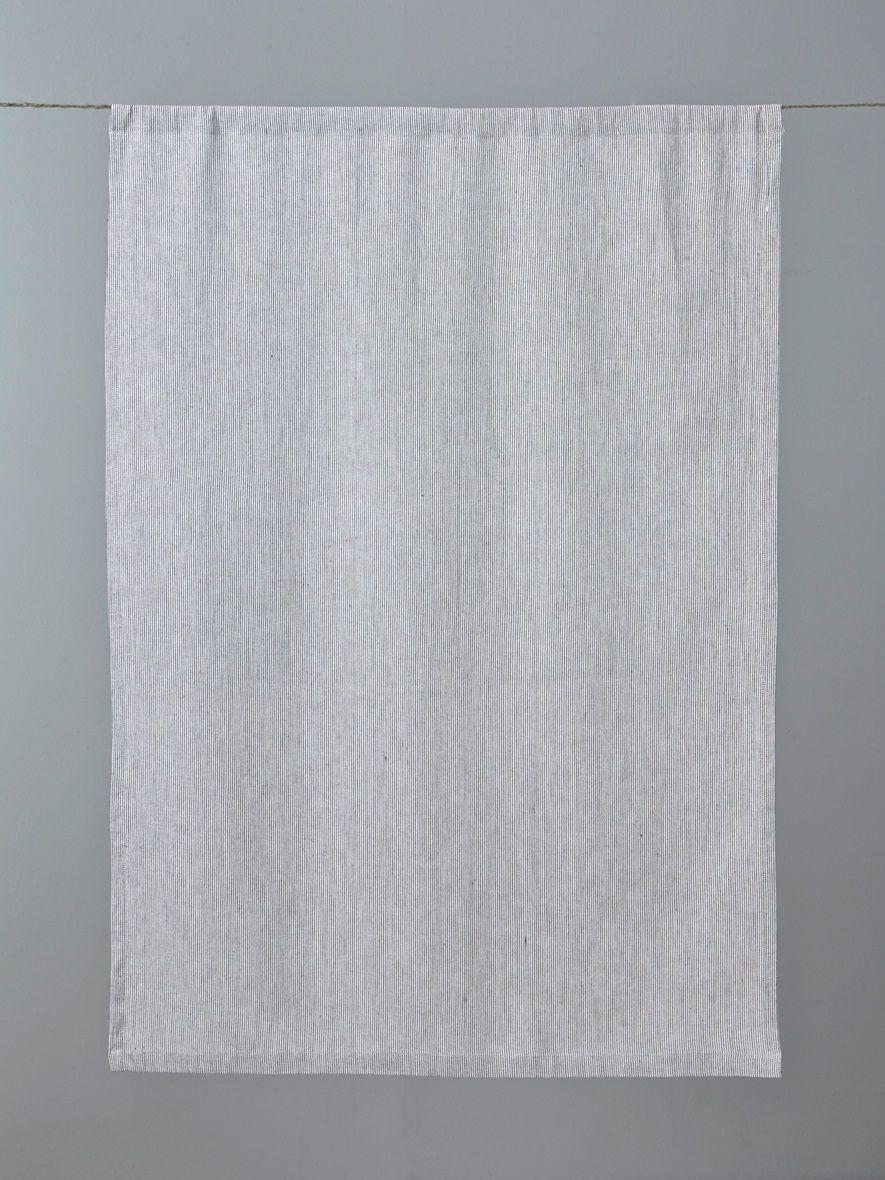 Nouveau Style Pour Ce Brise Bise Rayé Gris Et Blanc Il