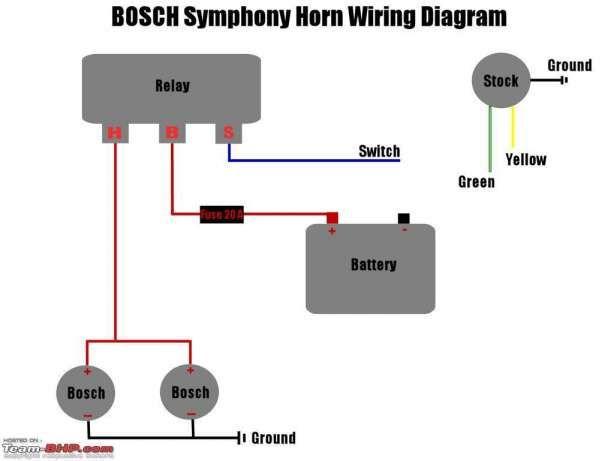 Dorman 5 Pin Relay Wiring Diagram