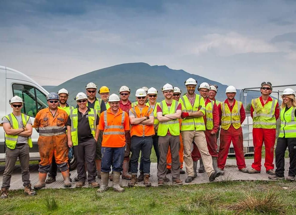 A Beautiful Landscape And A Brilliant Team Read About Our Northwest Team S Work For Unitedutilities Near An A Ancient English Beautiful Landscapes Landscape