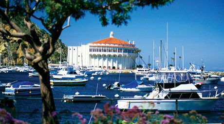 Catalina Island, California one cool stop on Celebrity's