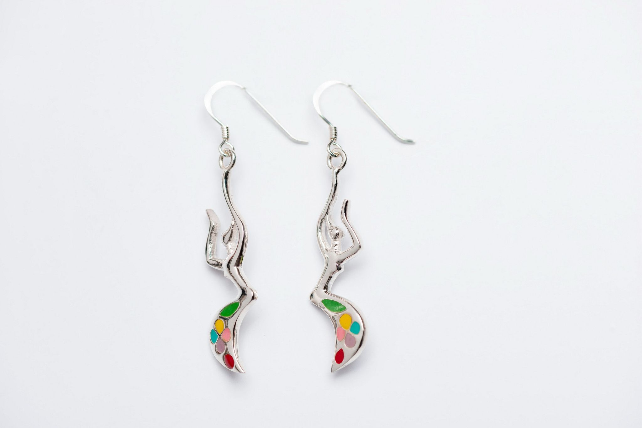 thai earrings drop earring