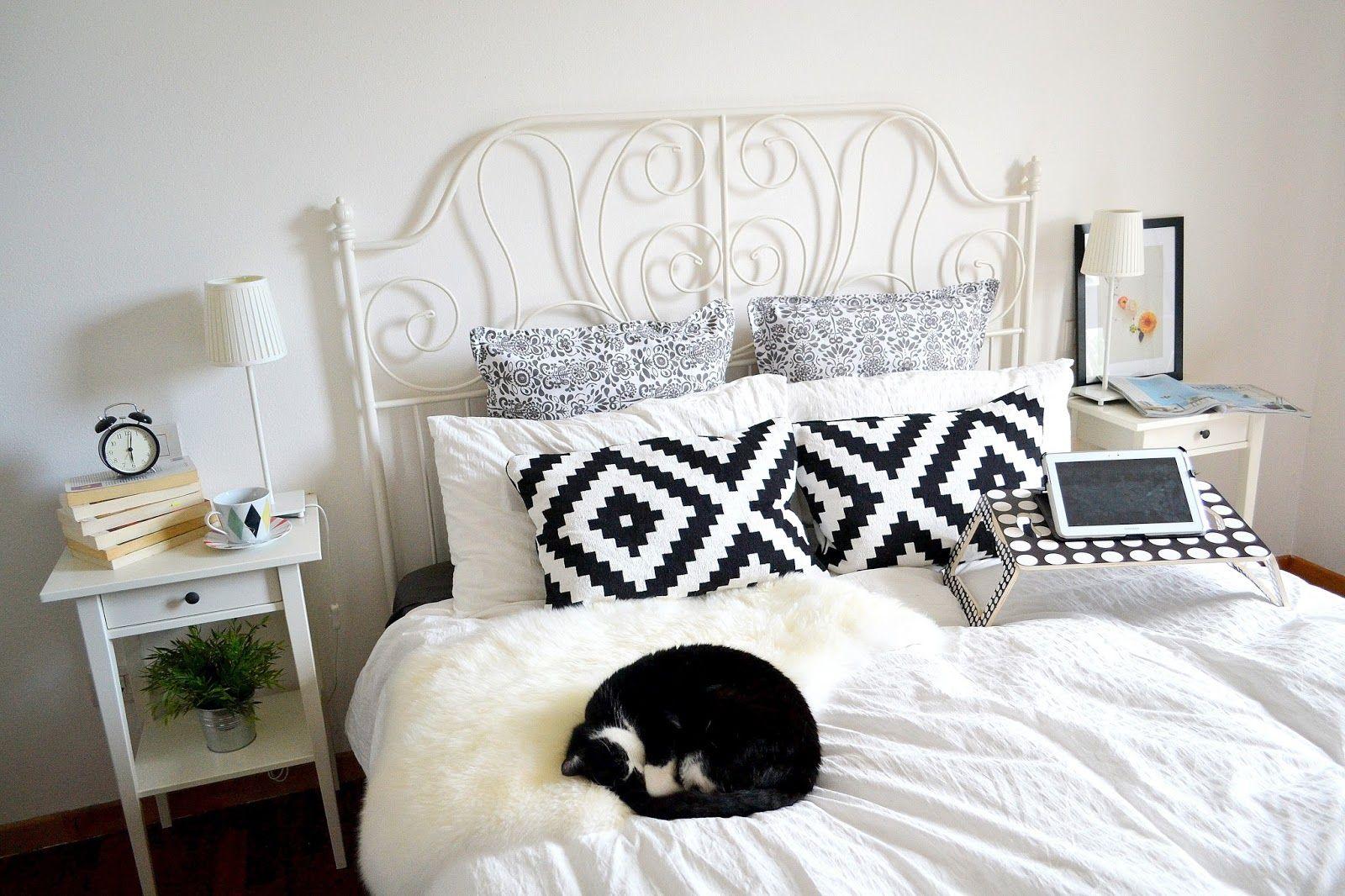 NEW POST ON MY BLOG --> Vi presento la mia camera da letto ...