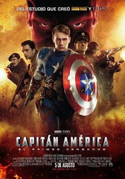 Capitan America 1 El Primer Vengador Online Latino 2011 Peliculas Audio Latino Online Captain America Wallpaper Captain America Movie Marvel Captain America