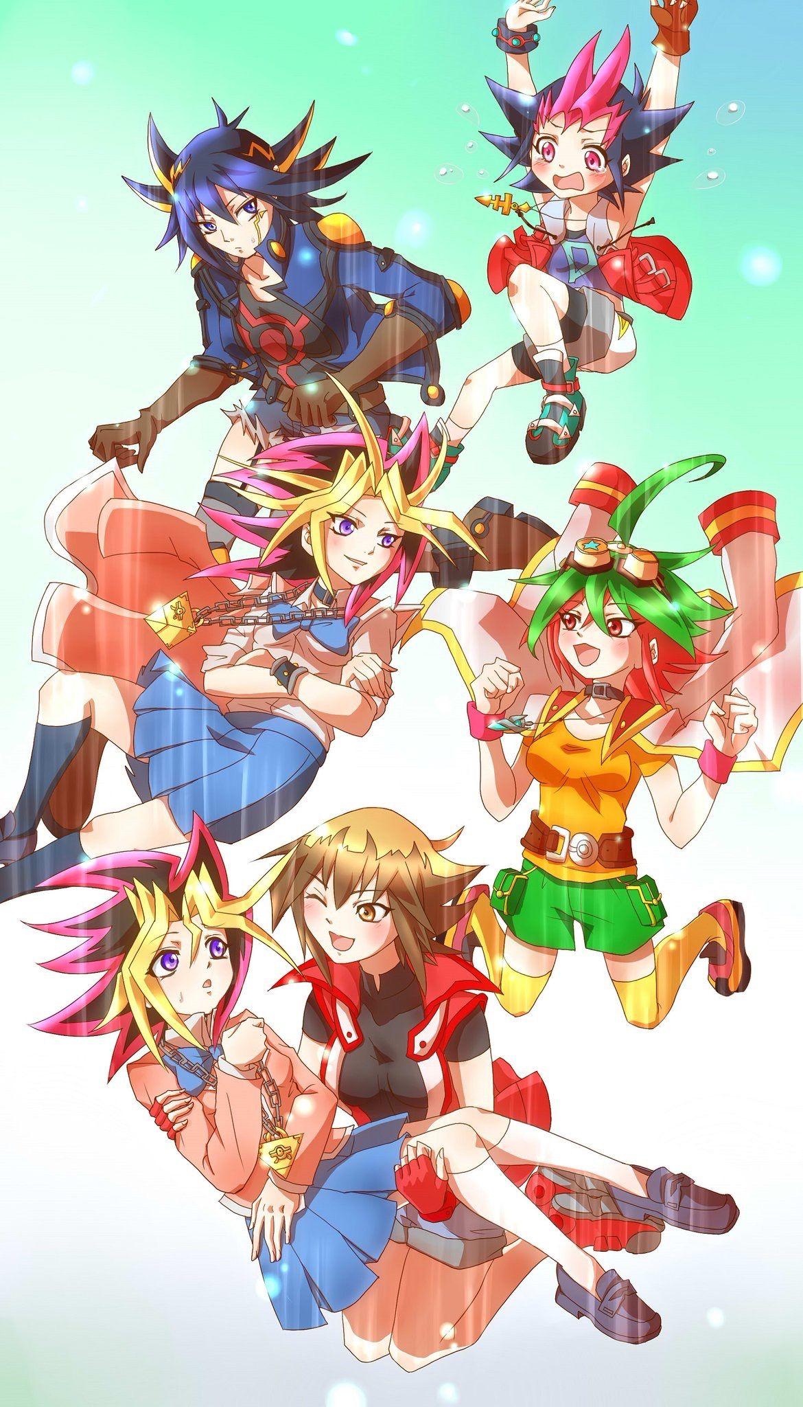 Pin By Hala Hadaya On Yu Gi Oh Gamers Anime Gender Bender Anime Yugioh Collection