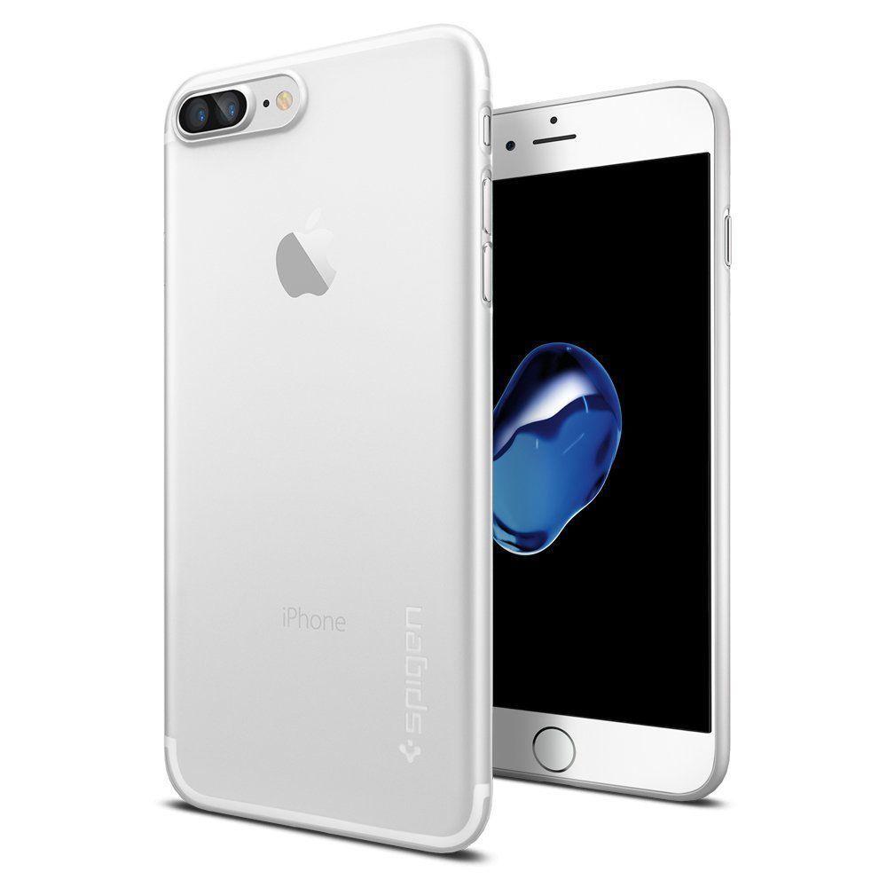 official photos 8d6f8 ce6b9 9.99 GBP - Iphone 8 Plus / Iphone 7 Plus Case, Spigen Air Skin Soft ...
