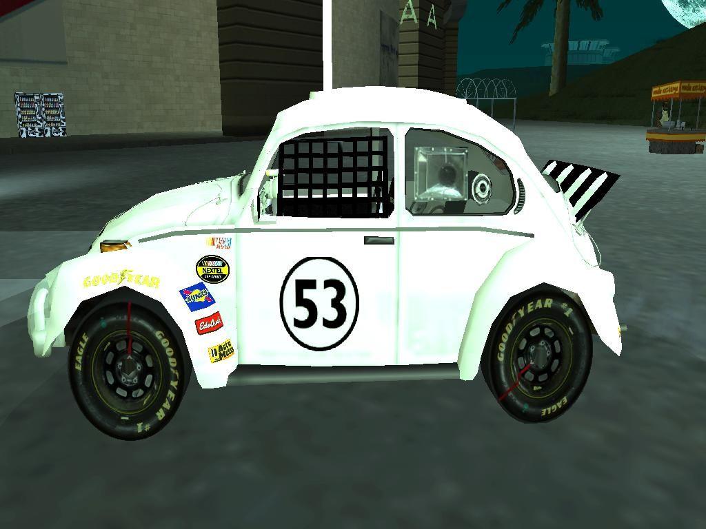Bloodring 504 Volkswagen Beetle Herbie 53 02