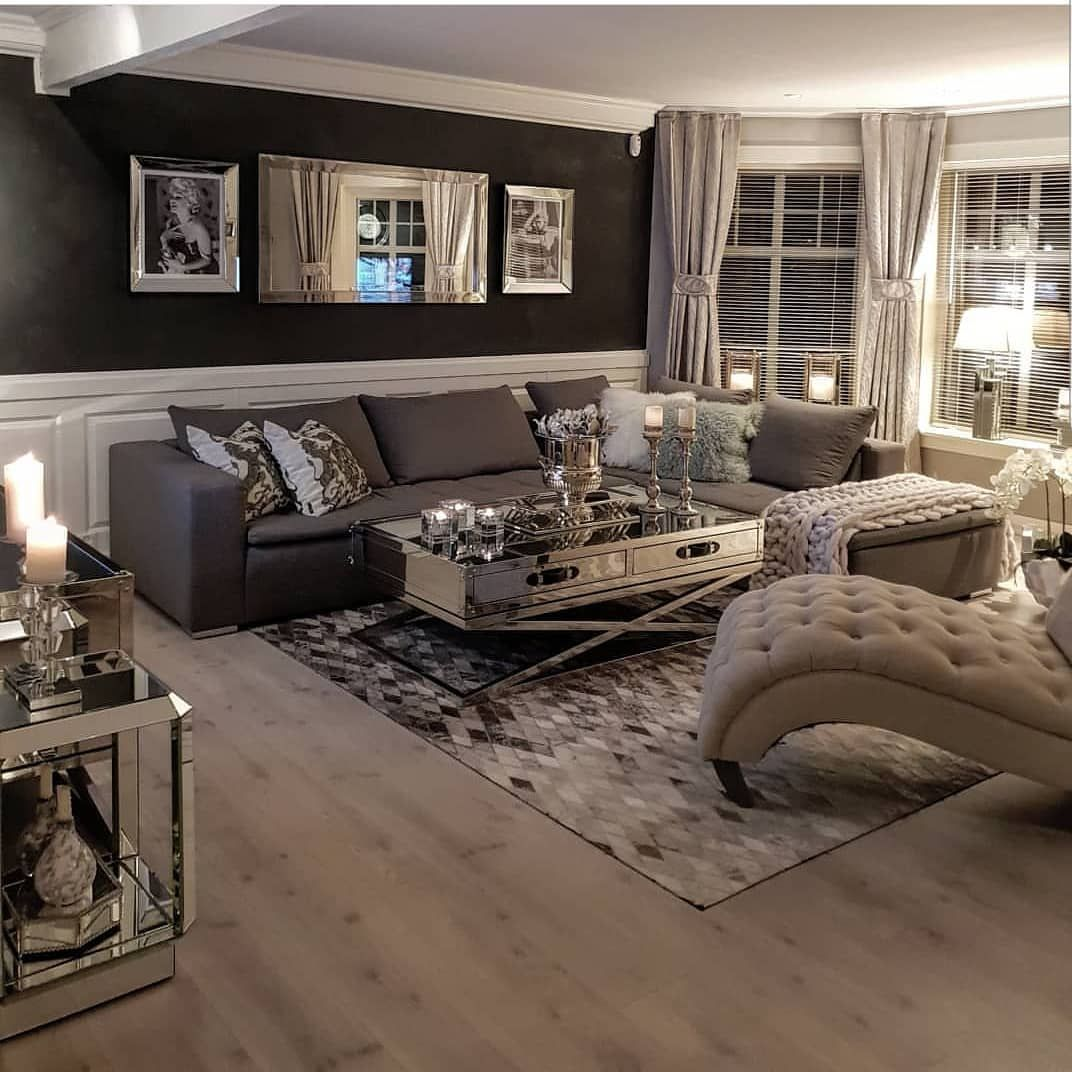 Tips For Easy Home Decorating In 2020 Living Room Decor Apartment Elegant Living Room Living Room Grey