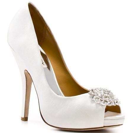 www.badgleymischka.com, Badgley Mischka, bride, bridal, wedding shoes, bridal shoes, wedding, bride shoes, haute couture, designer shoes