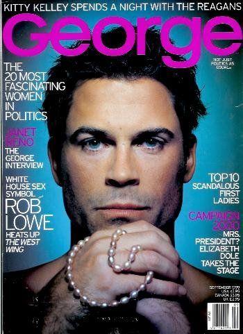 George Magazine - 1999