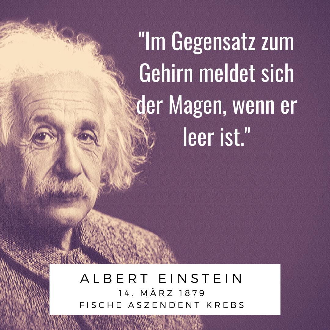 Albert Einstein Sternzeichen Fische Sternzeichen Fische Sternzeichen Zitate Von Albert Einstein