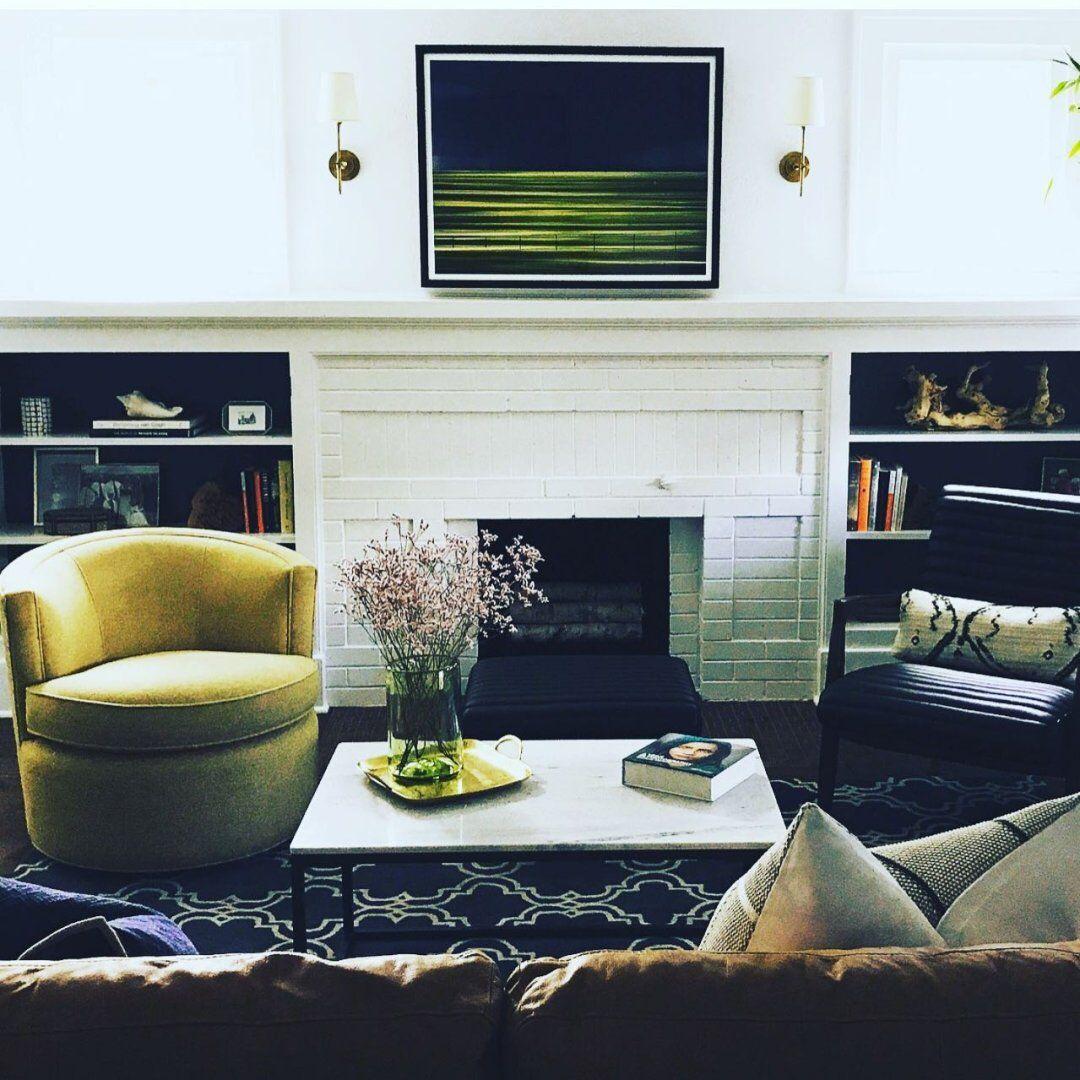 Otis Swivel Chair Modern Living Room Furniture Room