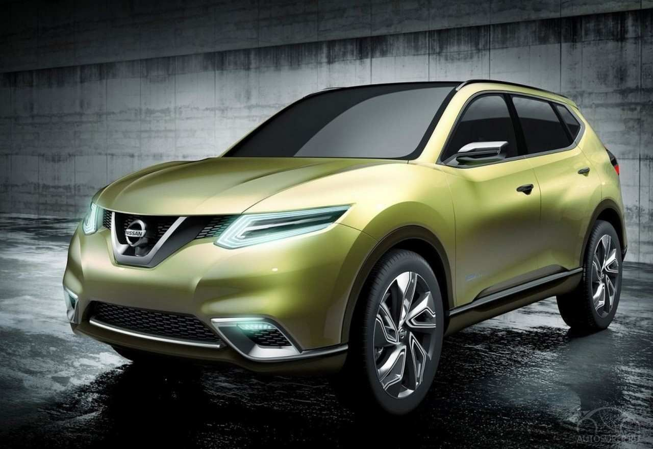 2018 Nissan Rogue Concept, Redesign, Specs, Price And