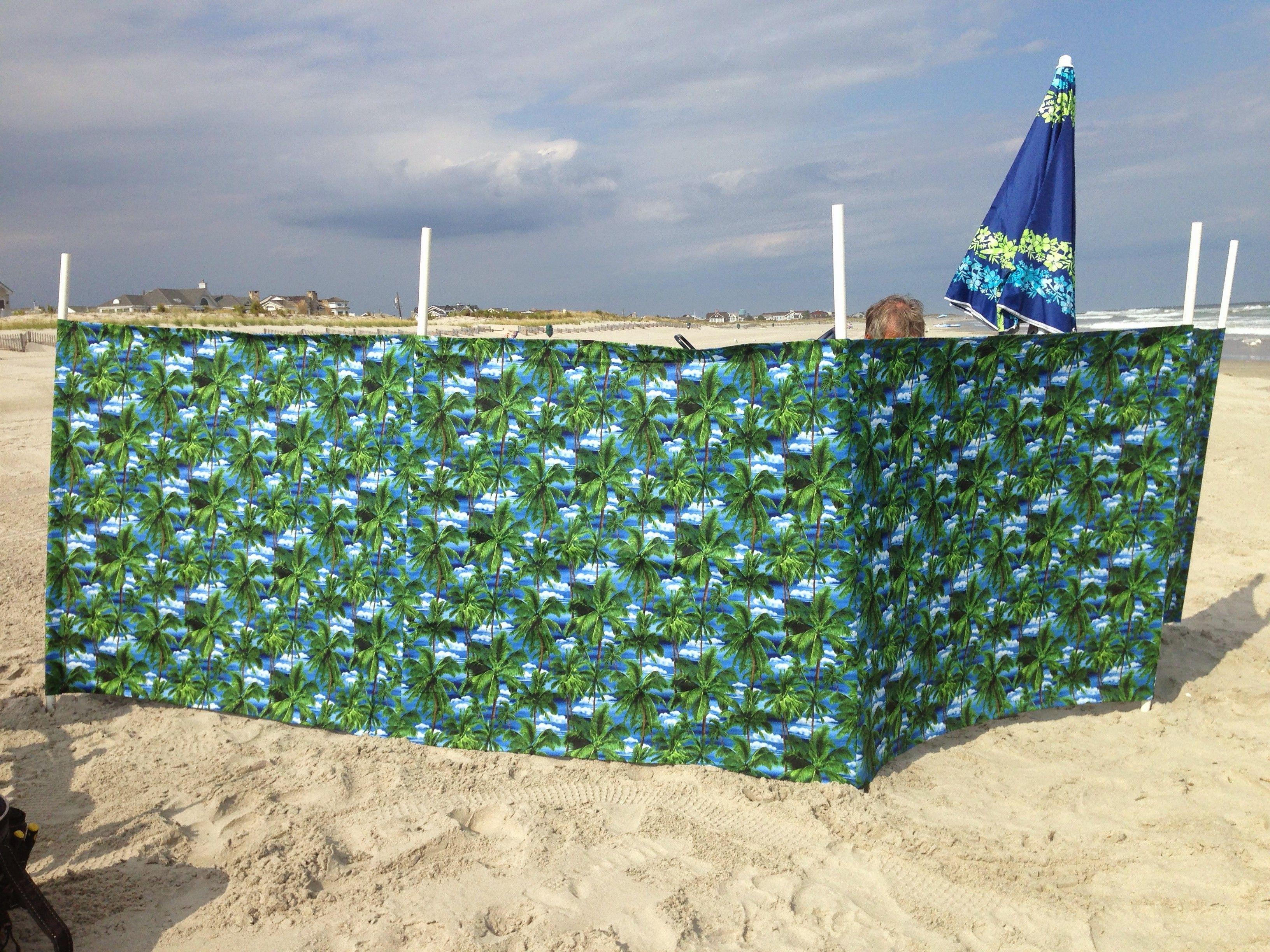 Endless Summer Beach Windscreens