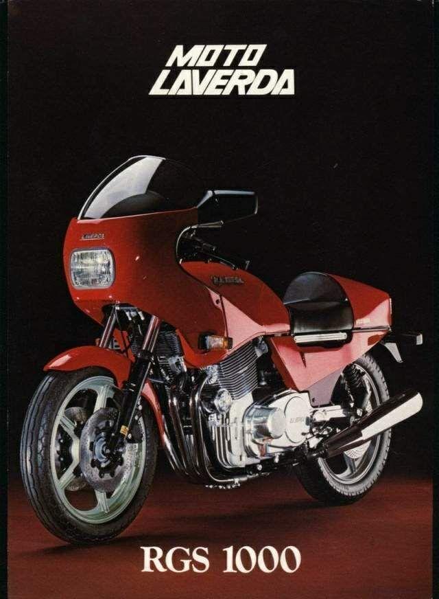 LAVERDA (Italia) RGS 1000, 1983