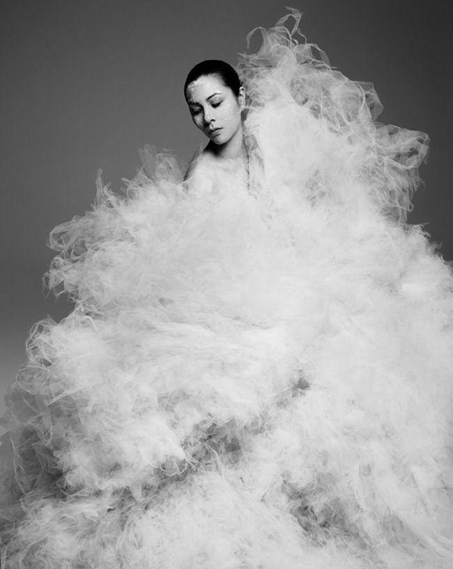 China Chow by Paola Kudacki for Vogue China