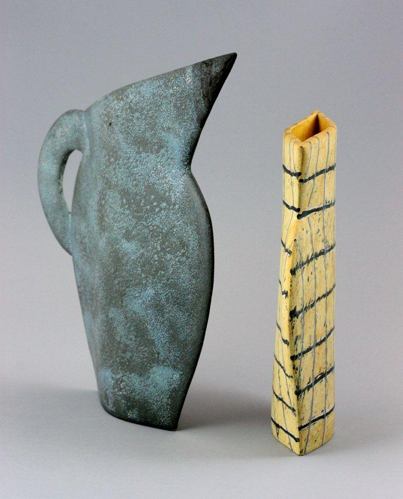 Liz Beckenham A Jug And Vase Form Love Art Ceramics Projects Ceramic Clay
