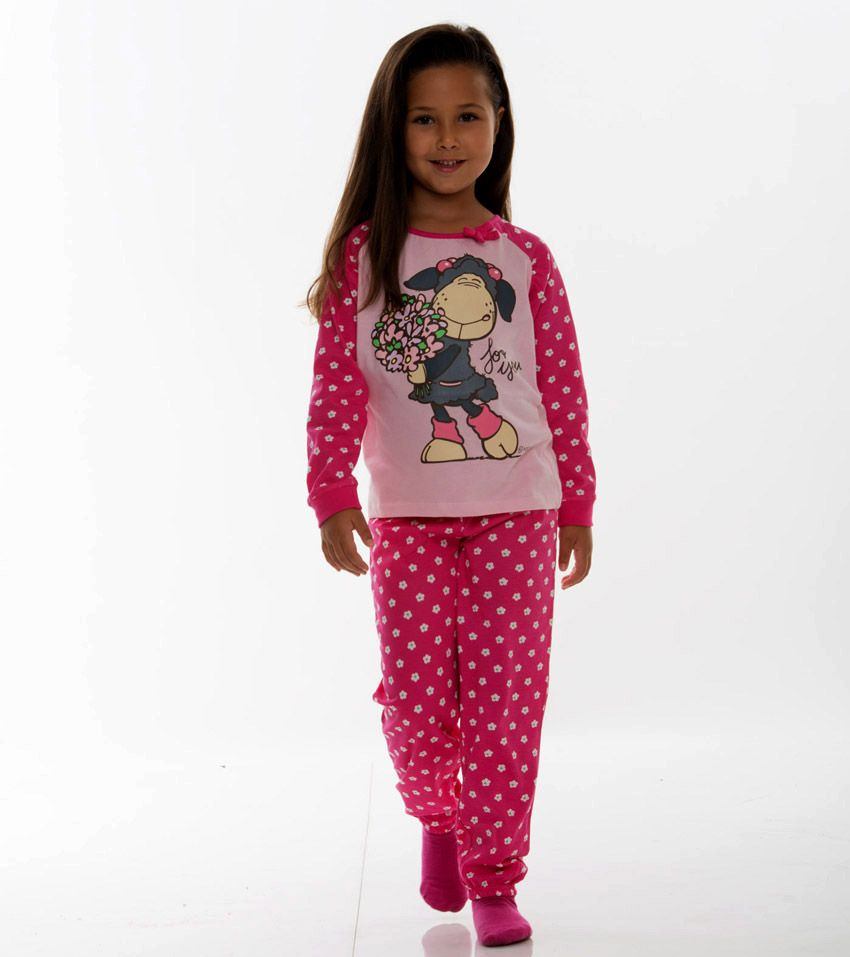 6b397e4c0c94ca Girls Nici pajama set Delta official   NICI BY DELTA   Pajama set ...