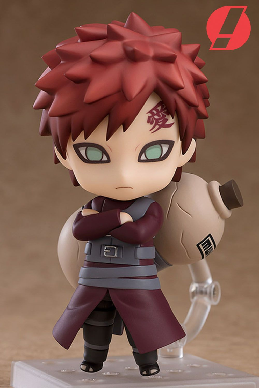 Gaara naruto shippuden nendoroid figure anime toys