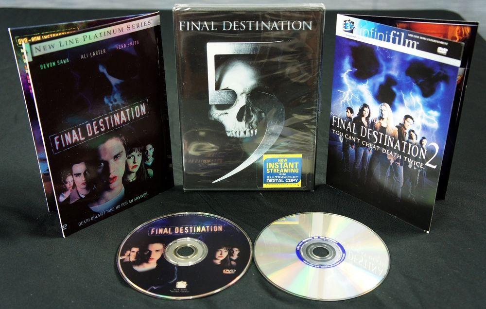 #Death stalks teens who avoid their grisly demise. #FinalDestination #FinalDestination2 #FinalDestination5 #Horror #Suspense #Supernatural #DVD #Movie #Film