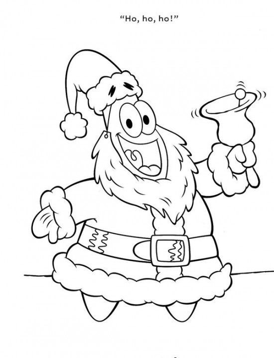 Activity Spongebob Christmas Coloring Pages Free All About Free Coloring Pages For Ki Christmas Cartoon Characters Spongebob Christmas Cartoon Coloring Pages