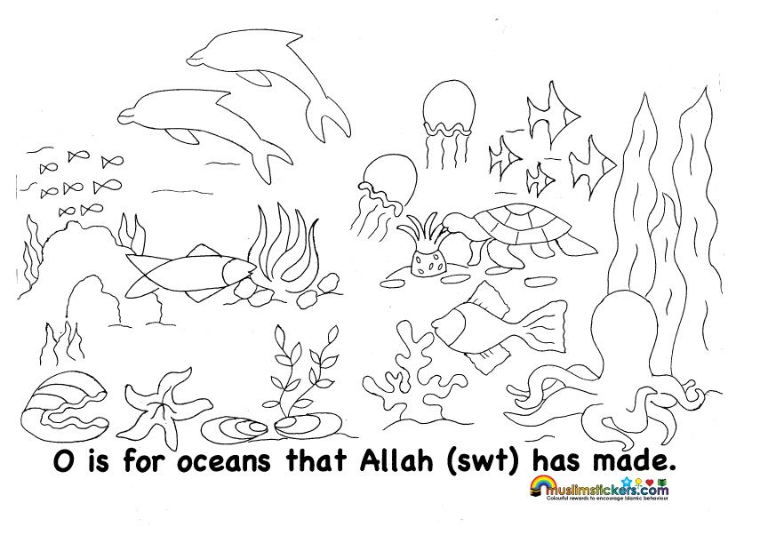 Pin by Sirine E.M on Islamic work sheets and activities