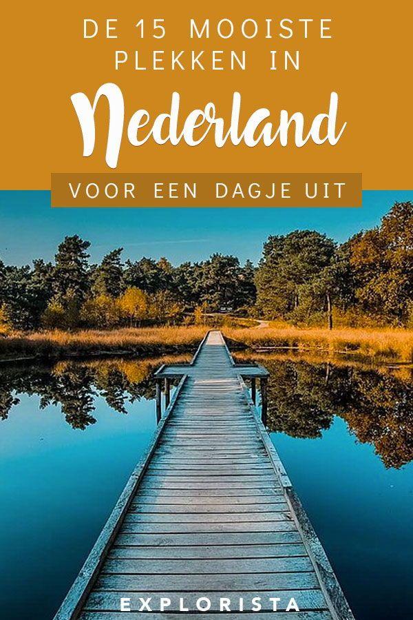 Dit zijn de 15 mooiste plekken in Nederland (voor