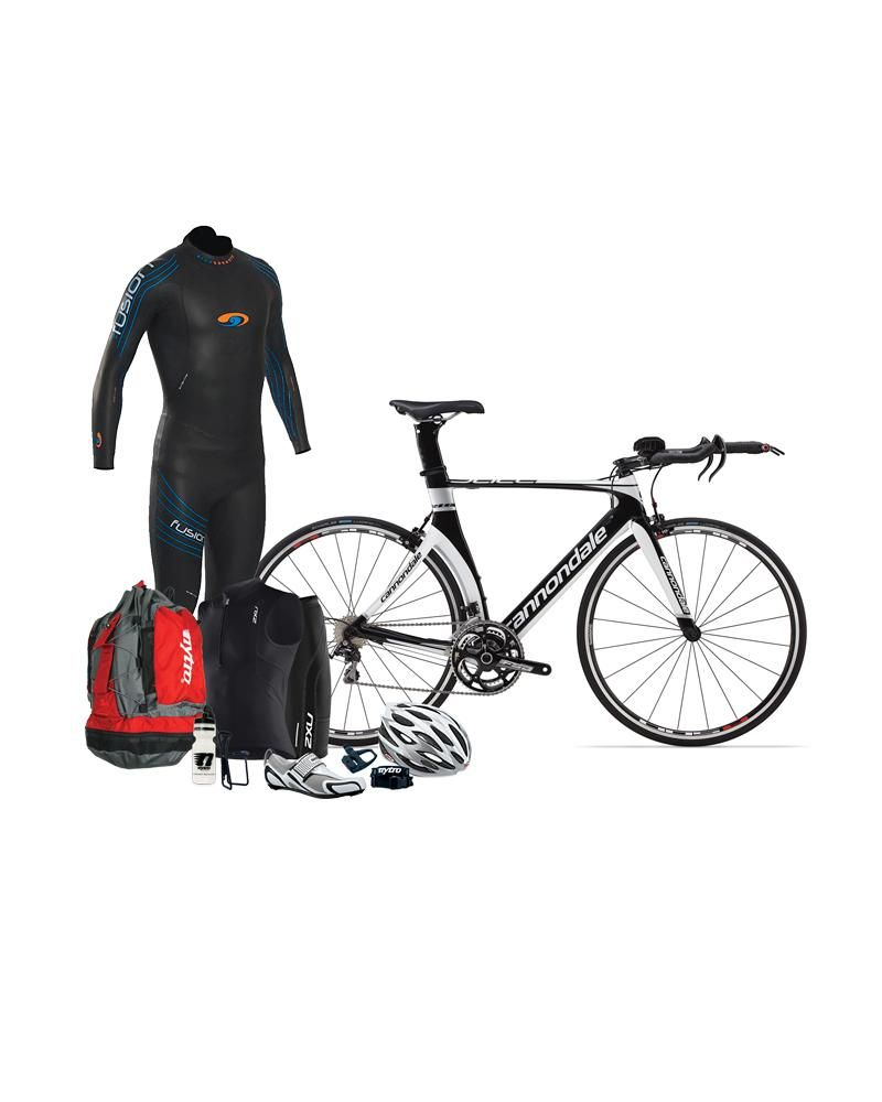 FC3Fitness Get It All.... 2013 Nytro Tri Package Nytro