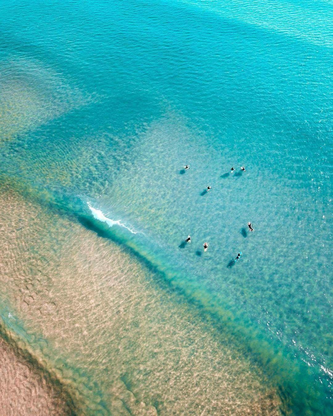 Kangaroo Island Beaches: Southport Beach In Port Noarlunga, Australia