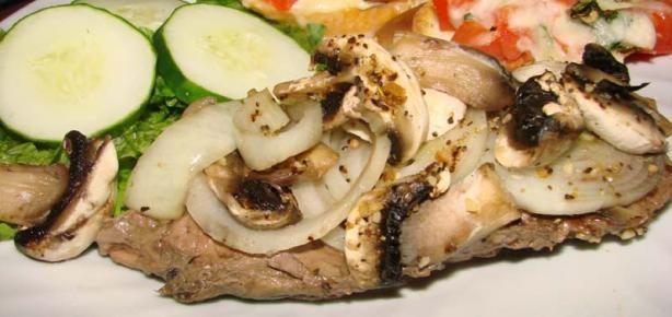 Easy venison steak recipes grill