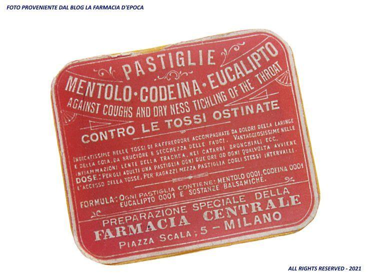 Pastiglie MCE