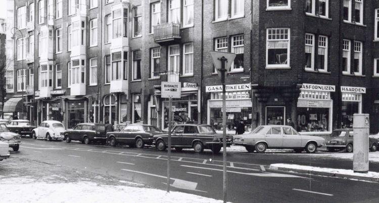 Pretoriusstraat 02 Zielhorst - 1972 .<br />Foto: Beeldbank Amsterdam