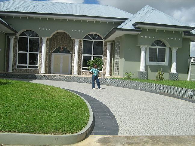 Uitgelezene droom huizen in suriname - Google Search | houses - Huizen GX-57