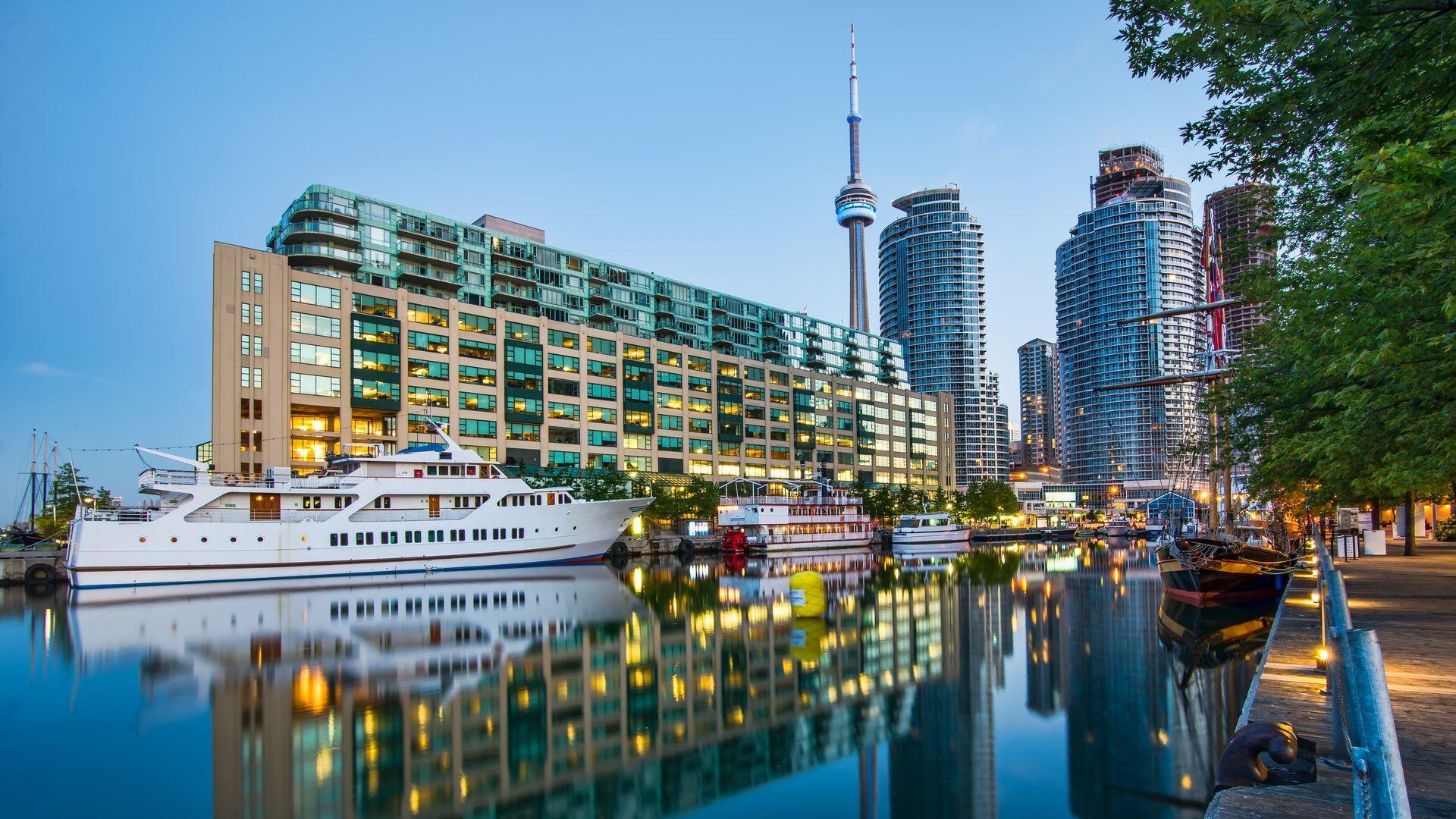 Toronto, Ontario, Canada Toronto vacation, Romantic