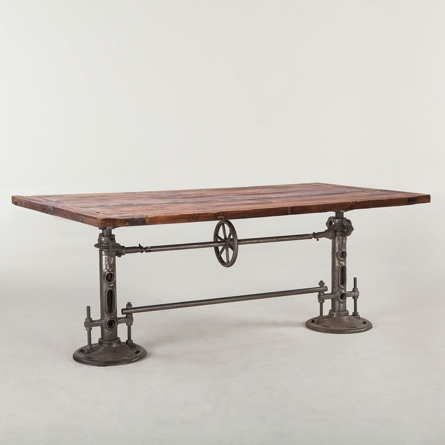 The Attractive And Elegant Range Of Industrial Crank Table.