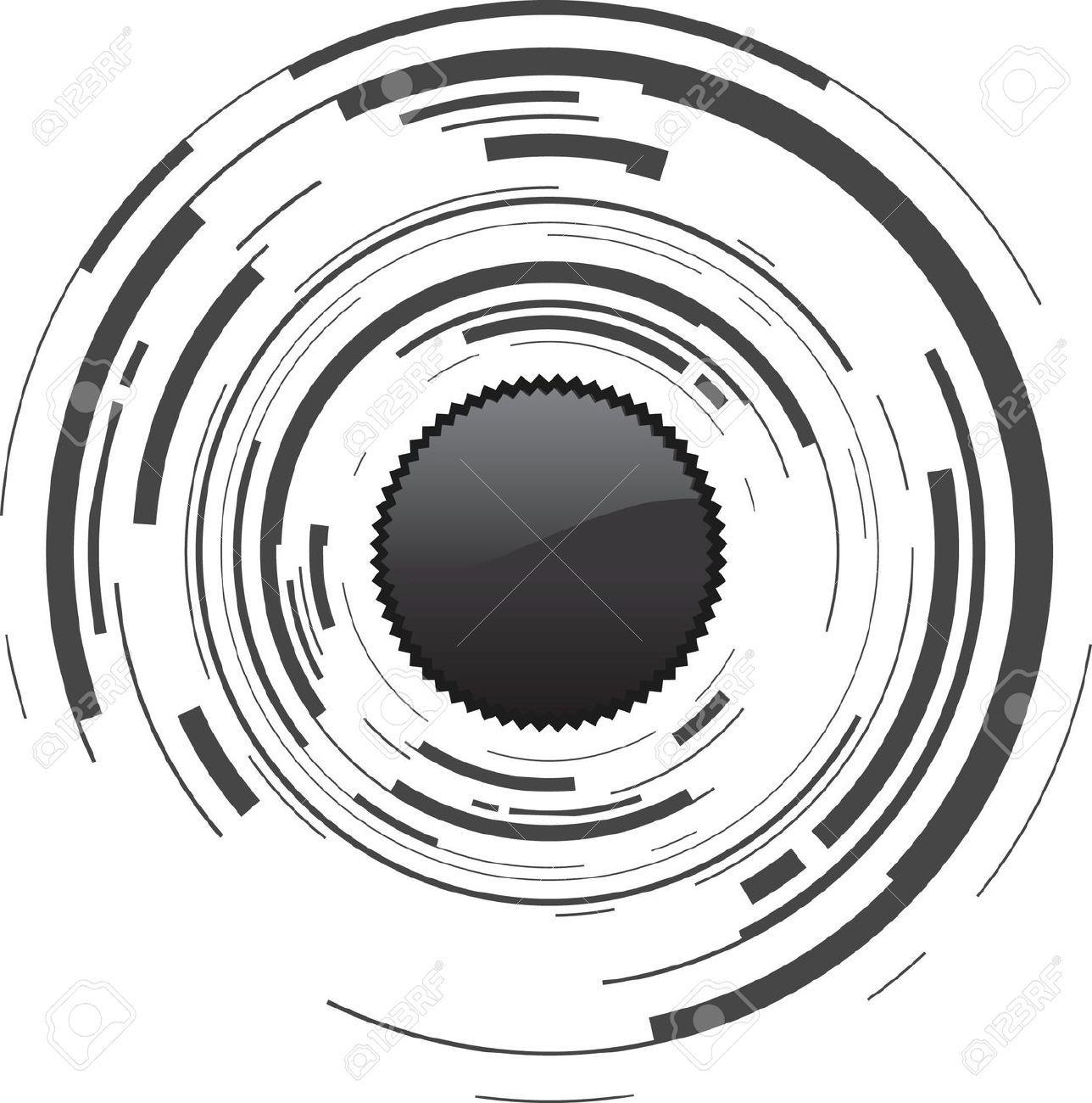 Pics For > Camera Focus Vector Arte con cámara, Logo con