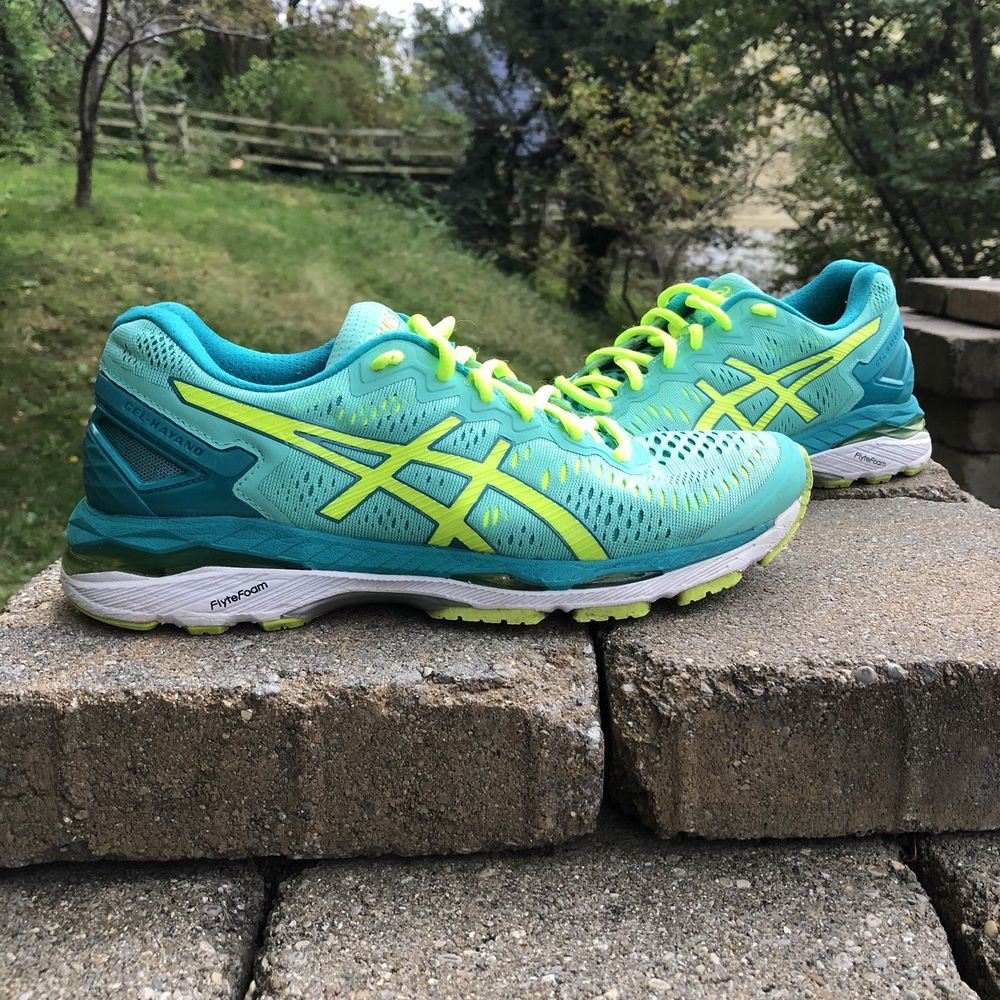 new arrivals 18675 1e0c1 Womens Asics Gel-Kayano 23| Size 8| Excellent Body Condition ...
