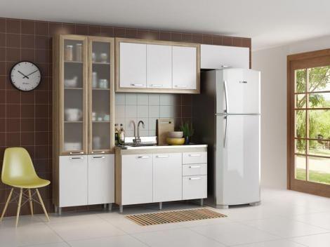 Clubedalu Cozinha Compacta Multimoveis Toscana 10 Portas 3