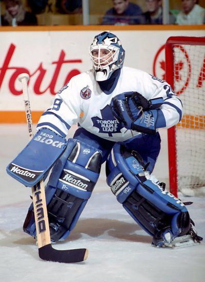 Toronto Maple Leafs Goaltending History Felix Potvin Maple Leafs Hockey Maple Leafs Toronto Maple