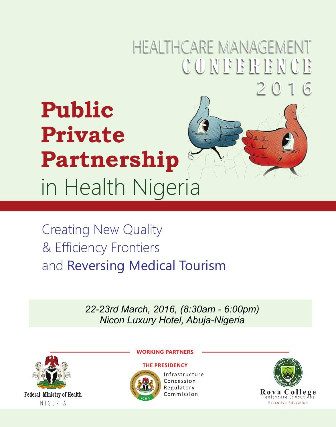 PPPs in Health Nigeria Public private partnership