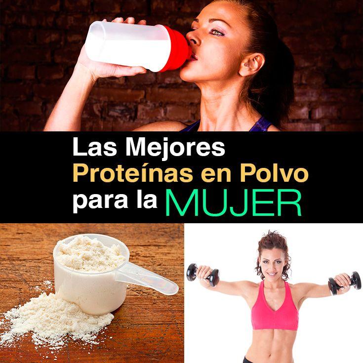 proteína en polvo para adelgazar