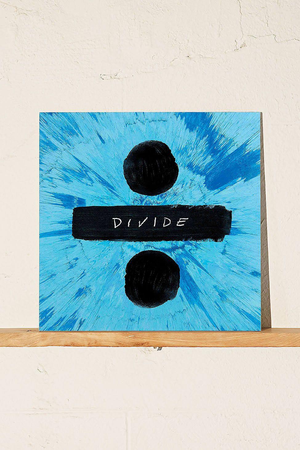 Ed Sheeran Divide Lp Christmas Ed Sheeran Vinyl Ed