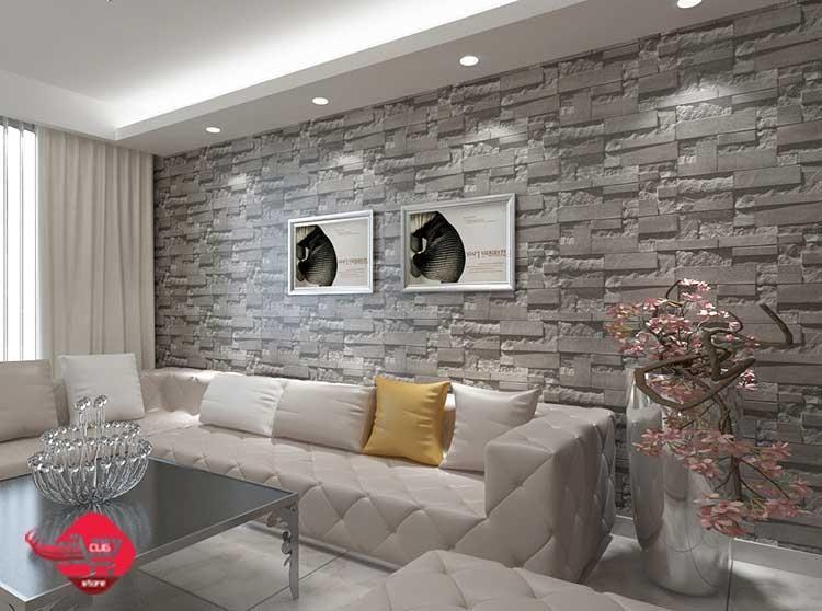 Best Contemporary Wallpaper Brick Wallpaper White Non Woven 400 x 300