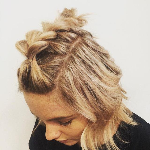 Toni Guy Perth Central Perth Toniandguyperth Instagram Photos And Videos Upstyles For Short Hair Short Wedding Hair Short Hair Mohawk