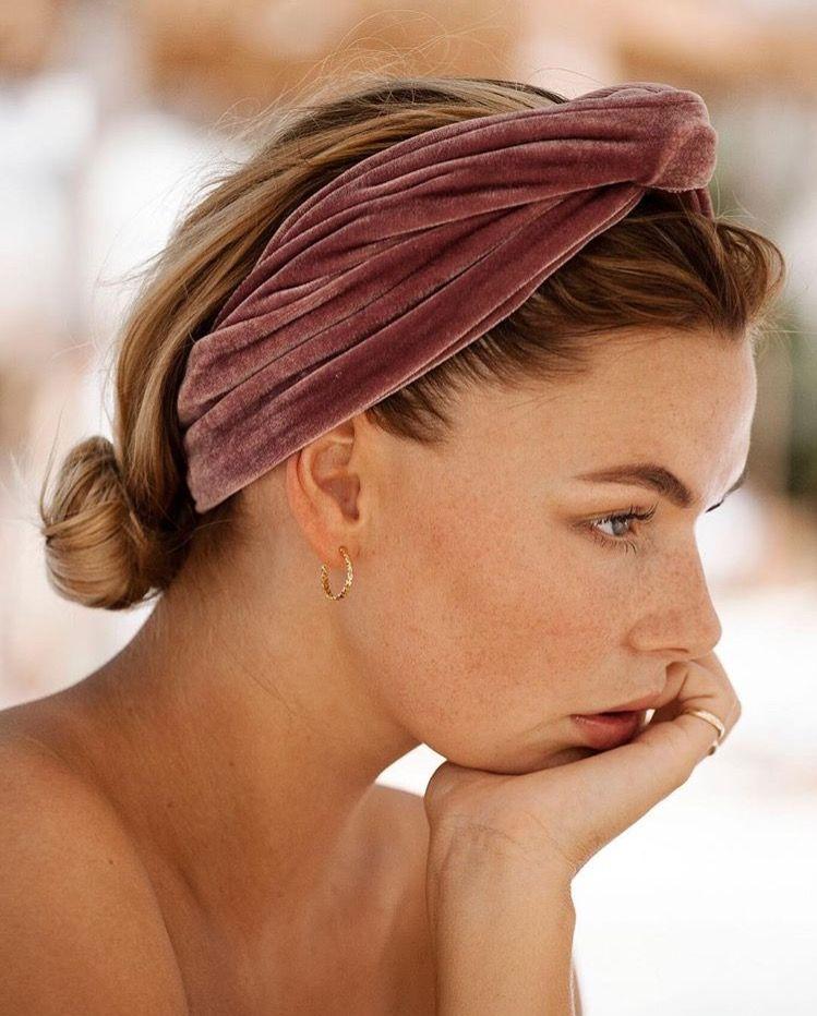 3a9beac1b90d Atelier des femmes - Bandeau Flore  vivianhoorn   Makeup   Hair ...