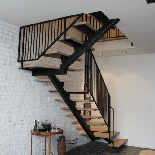 Image Result For Single Spine Staircase Dream Apartment
