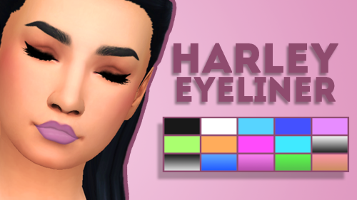 Eyeliner | Sims 4 | Sims 4 game, Sims 4 mm, Sims mods