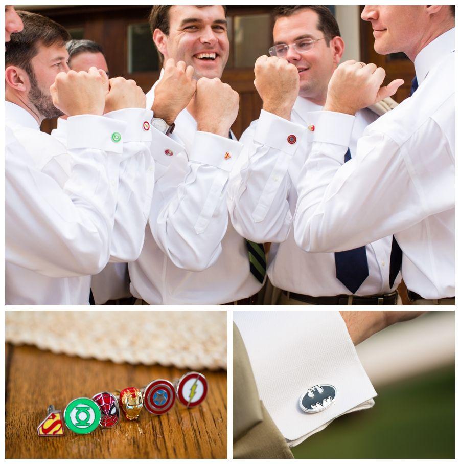 Rosemary Beach Wedding from Diva Productions   Groomsmen cufflinks ...